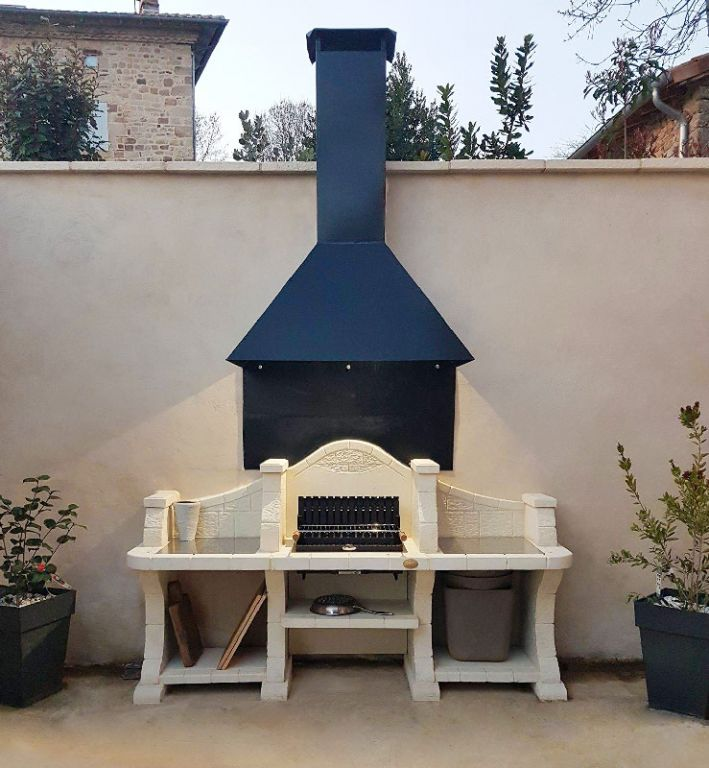 barbecue camargue roc de france. Black Bedroom Furniture Sets. Home Design Ideas